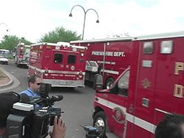 Firefighter's Yard Work Brings Tears Goes Viral